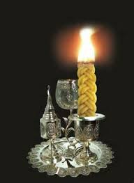 blessings u0026 instructions for shabbat candles candle lighting