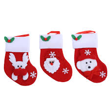 Cheap Decor For Home Online Get Cheap Decorative Christmas Stockings Aliexpress Com