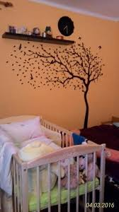 White Tree Wall Decal Nursery White Tree Wall Decal Nursery Tree And Birds Wall Baby