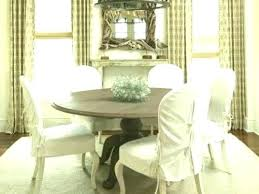 White Slipcover Dining Chair Ameliememo Info Page 1501248121