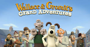 wallace u0026 gromit u0027s grand adventures dreamworks animation wiki