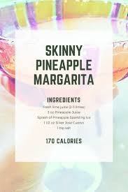margarita recipes the 25 best skinny margarita recipes ideas on pinterest