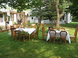 Rustic Backyard Wedding Ideas Triyae Com U003d Big Backyard Wedding Ideas Various Design