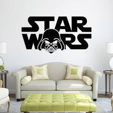 star wars living room star wars cartoon movie hero characters living room bedroom kids