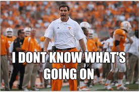 Tennessee Vols Memes - popular tennessee football memes from recent years
