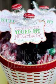 delivered gifts diy gifts ideas gift soda lighted you re my