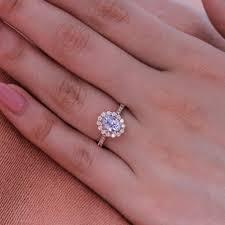 light blue sapphire engagement rings light blue sapphire engagement ring in 14k gold halo