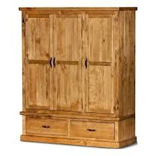 chambre pin massif armoire en pin armoire de chambre armoire pin massif 3 portes 2