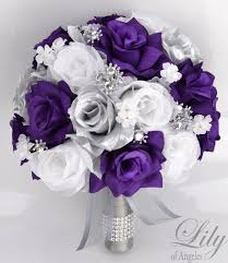 for wedding the 25 best purple wedding flowers ideas on purple