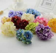 Cheap Fake Flowers Aliexpress Com Buy 30pcs Cheap Artificial Flowers For Home