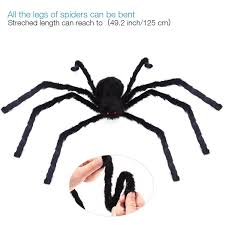 amazon com hotsan giant halloween spider 50