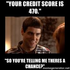 Credit Meme - how to raise your credit score home sweet nowhere