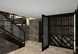 custom wine cellar design and build from design build pros