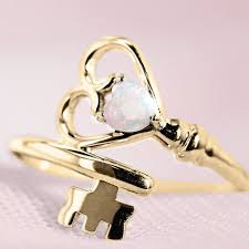 golden heart rings images 14 best promise rings images engagement rings jpg