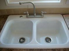 Undermount Porcelain Kitchen Sinks by Undermount Kitchen Sink Sagging Sink Ideas Pinterest