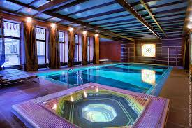 Home Plans With Indoor Pool Indoor Pool W Sweet Lighting Home Pinterest Indoor Pools