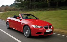 Bmw M3 Convertible - new e93 m3 convertible pics from uk launch