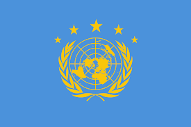 United Nation Flag United Nations Of Terra World Government Dewclaw University Wiki