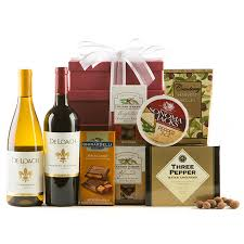 best wine gift baskets ten best wine gift baskets wine with cheese chocolate other snacks