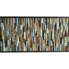 abstract wall modern wall reclaimed wood sculpture abstract wall