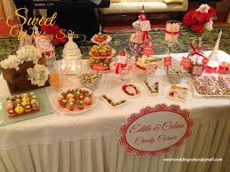 Sweet Wedding Suites Candy Corner Decoration Kowloon Shangri La