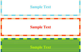 Css Table Border Color How To Animate A Dashed Border With Css Hongkiat