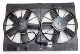 electric radiator fans case of 8 11 dual extreme electric high performance radiator