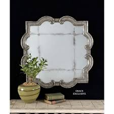 Uttermost Mirror Ideas Elegant Framed Uttermost Mirrors For Interior Wall