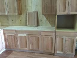 Building Shaker Cabinet Doors by Cabinet Doors Building Kitchen Cabinets A Kitchen Island Cart