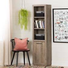 2 Shelf Bookcase With Doors Bookcase With Doors Ebay