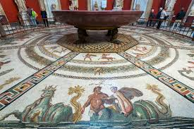 mosaic magnetism at the vatican museums mozaico blog