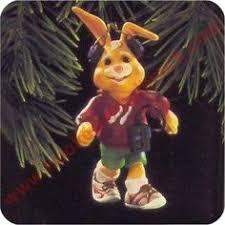 1992 hallmark ornament reindeer chs 7 donder hallmark