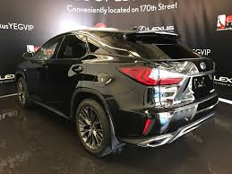 lexus rx 350 f sport used new 2017 lexus rx 350 f sport series 2 4 door sport utility in