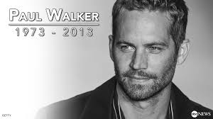 44 Years Old by Happy Birthday Paul Walker He Would Have Turned 44 Years Old