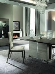 monaco dining table matte grey oak eco veneer tivoli 63