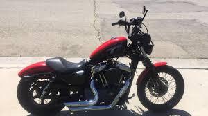harley nightster motorcycles for sale in california