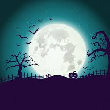 blue halloween background backgrounds for halloween disney background www 8backgrounds com