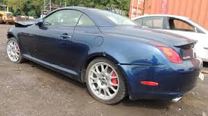 used lexus coupe used lexus sc430 parts