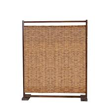 bureau en bambou paravent de bureau daccoratifs en bois et bambou paravent acran