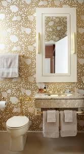 Wallpapered Bathrooms Ideas 44 Best Wallpaper Ideas Images On Pinterest Wallpaper Ideas
