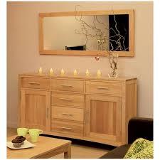 condor solid oak dining room furniture large sideboard ebay