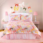 Kids Bedroom. Cheerful And Vivid Look For Toddler Room Ideas ...