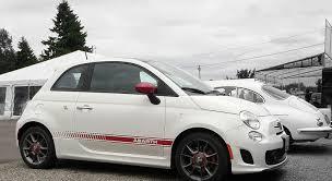 Fiat 500 Abarth White 2014 Fiat 500 Abarth Concept White Top Auto Magazine