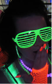 Black Light Halloween Party by Top 25 Best Glow Party Ideas On Pinterest Neon Dresses