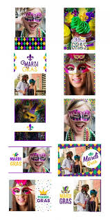 mardi gras picture frames mardi gras frames collage by picsart