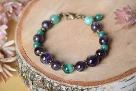 fashion stone bracelet images Madeheart gt stylish handmade stone bracelet designs fashion trends jpg