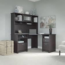 Oak Corner Computer Desk With Hutch Corner Desks For Less Overstock Com