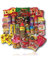 mexican gift basket south of the border mexican snack gift basket