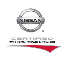 nissan infiniti logo certifications auto body collision repair yonkers ny polo