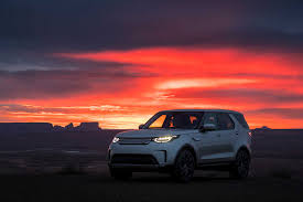 red land rover lr4 2017 land rover discovery review autoguide com news